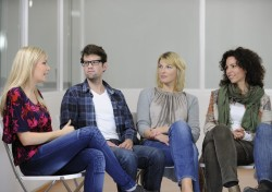 Support groups will help you recover from psychedelic drug abuse.